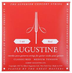 Klassisk guitarstrenge Augustine-Red